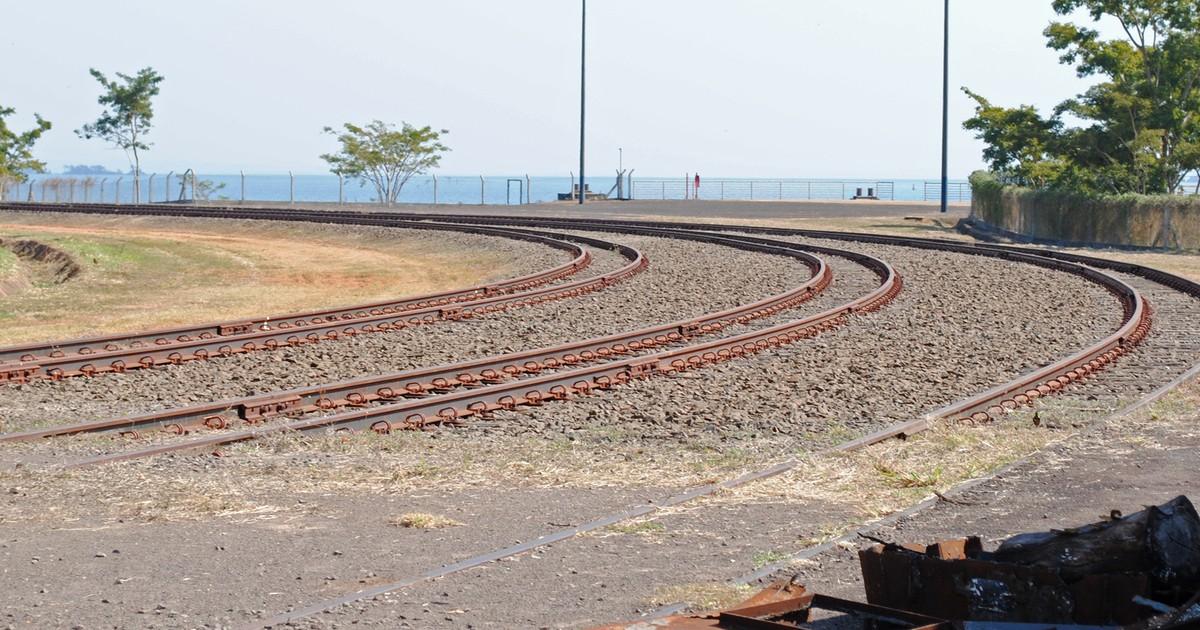 G1 - Paralisação da ferrovia inviabiliza Porto de Presidente Epitácio -  notícias em Presidente Prudente e Região 25dbc0c133