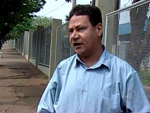 Martins (Foto: G1 MS/Reprodução TV Morena)
