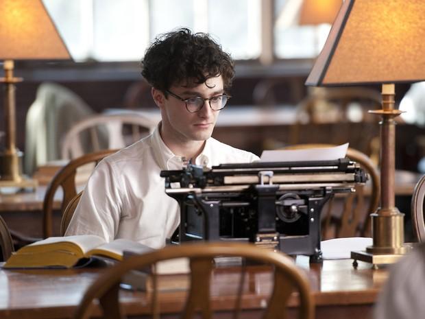 Daniel Radcliffe em 'Versos de um crime' (Foto: Divulgação)