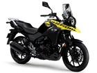 Suzuki lança versão de baixa cilindrada da aventureira V-Strom