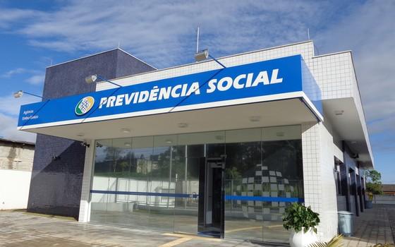 Agência da Previdência Social (Foto: Reprodução)