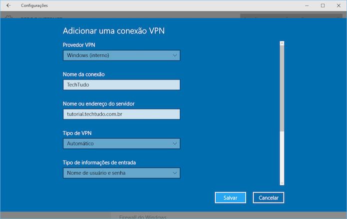 Configurar servidor vpn no windows server 2008 r2