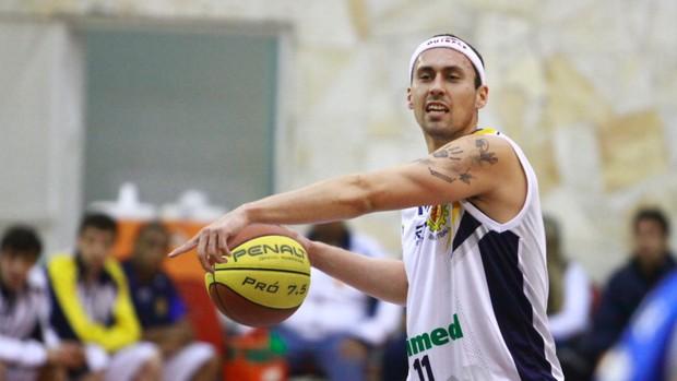 Fúlvio São José Basquete (Foto: Antônio Basílio/PMSJC)