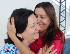 Ginástica rítmica no Piauí (Foto: Josiel Martins )