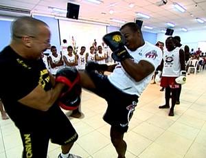 Mma Gospel Globo Esporte 2 (Foto: Reprodução/TV Globo)