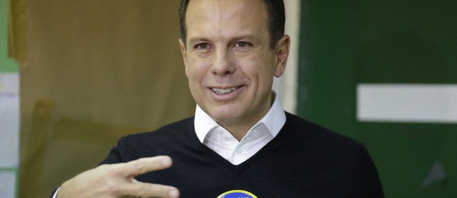 João Doria Jr. (Foto: AP Photo/Nelson Antoine)