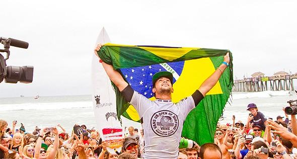 Brazilan Storm - Destaque Materia Playlists (Foto: divulgao)
