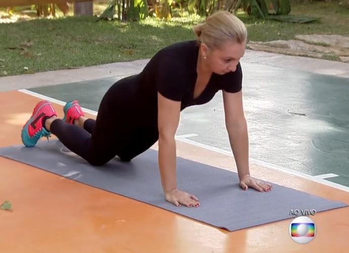 Exercício 5 (Foto: TV Globo)