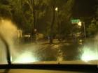 Rio volta a estágio de normalidade após fortes chuvas da madrugada