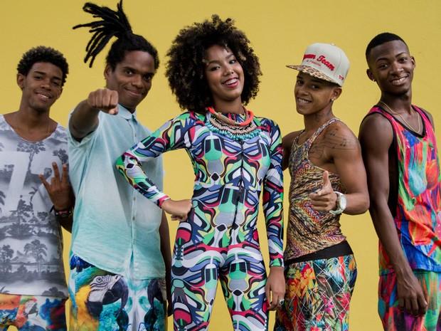 Dream Team do Passinho fará show no Estação Rio, em NIlópolis (Foto: Divulgação/ Estação Rio)