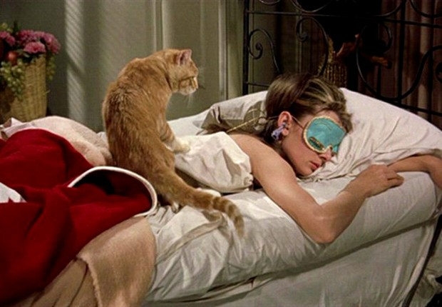 Audrey Hepburn em Bonequinha de Luxo (Foto: Metro Goldwyn Mayer)