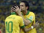Durante a final, Fred supera Neymar e é o mais mencionado no Facebook