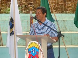Coordenador Regional, Carlos Torrente, ressaltou os principais objetivos da Obmep. (Foto: Arquivo Pessoal)