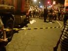 Mulher morre atropelada por carreta na BR-447, em Vila Velha, no ES