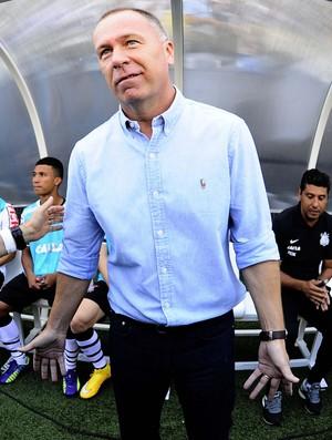 Mano Menezes, técnico do Corinthians (Foto: Marcos Ribolli)