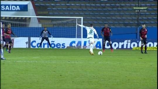 Oeste e Luverdense fazem jogo fraco e empatam sem gols na Arena Barueri