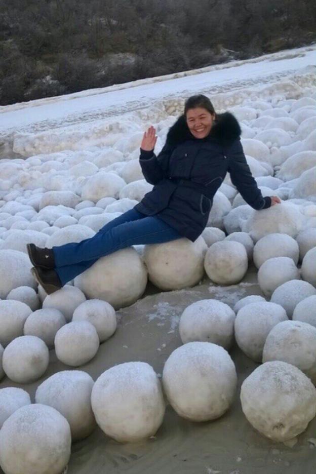 bola de neve 2 (Foto: EKATERINA CHERNYKH)
