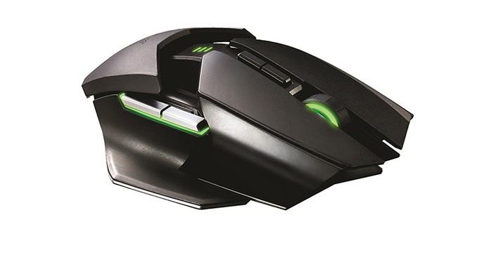 Mouse Razer Ouroboros 8200 DPI tem bateria que dura cerca de 12 horas (Foto: Divulgação/Razer)