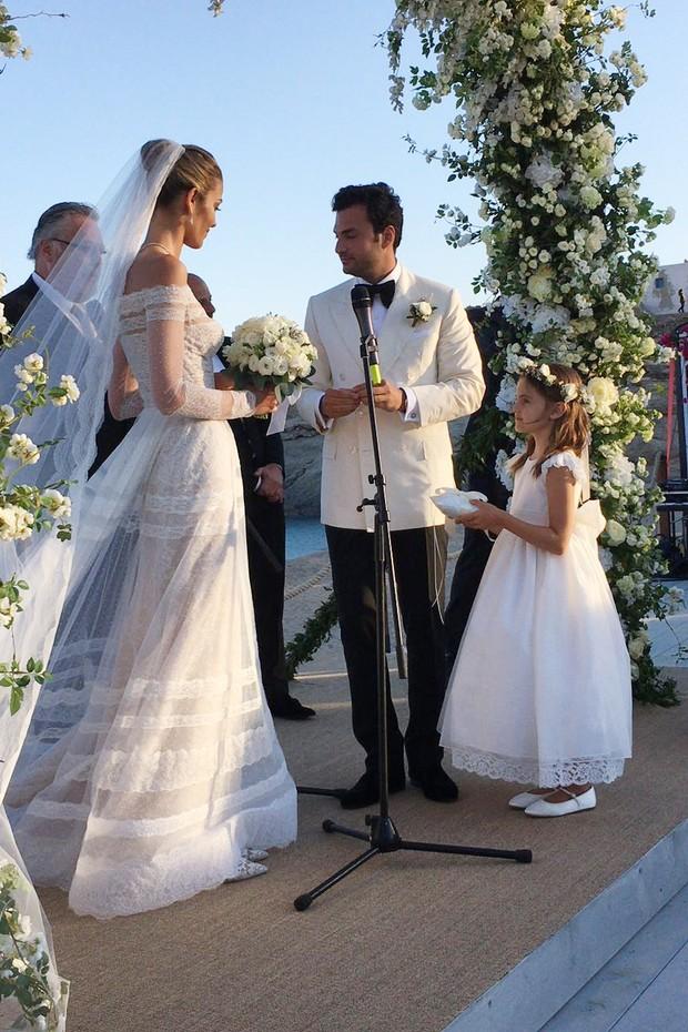 Casamento Ana Beatriz Barros (Foto: Reprodução)