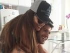 Jonas, ex-BBB, posa com Mari Gonzales e faz post romântico