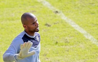 """Jefferson deixa seleção brasileira e  falha na final para trás: """"Virei a página"""""""