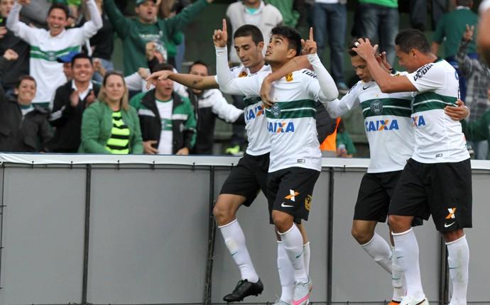 Coritiba Cruzeiro (Foto: Divulgação/ Site oficial Coritiba)