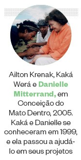 Kaká Werá (Foto: Arquivo pessoal)
