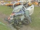 Acidente entre dois veículos deixa dois mortos em Mogi Guaçu, SP