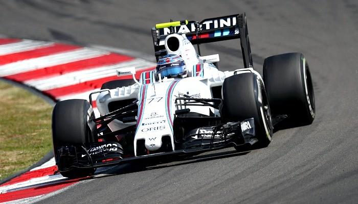 Valtteri Bottas no GP da Malásia