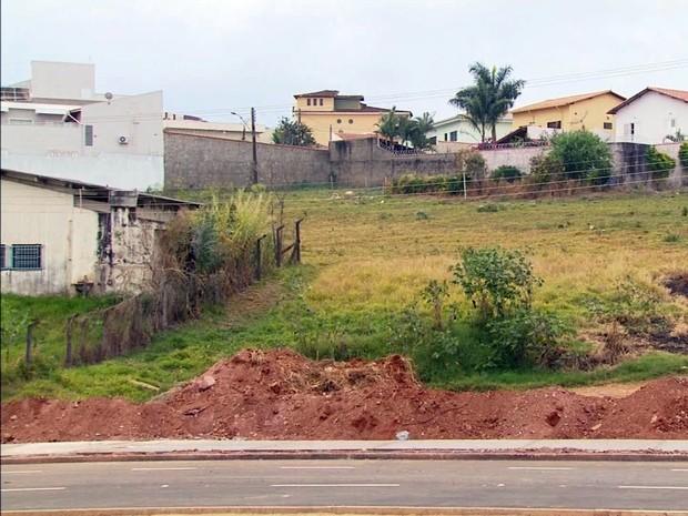 Os terrenos têm entre 200 e 400 m² e o valor varia entre R$70 mil e R$ 500 mil (Foto: Reprodução EPTV)