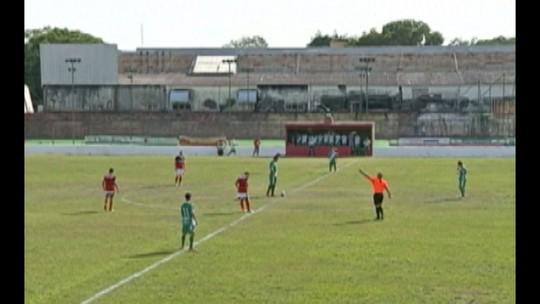 Sport Belém vence Tuna Luso e divide liderança do grupo com o Pinheirense