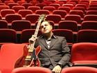 Guitarrista Giba Byblos apresenta álbum 'Tomorrow' no Sesc de Bauru