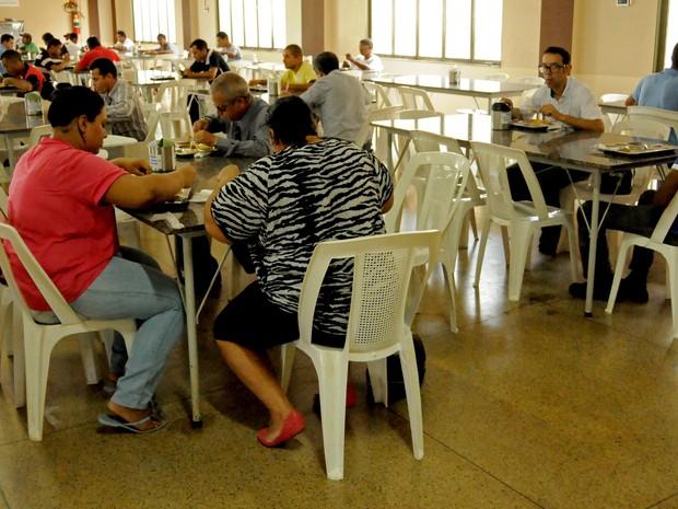 Frequentadores de restaurantes terão acesso a internet wi-fi, em Palmas (Foto: Júnior Suzuki/Prefeitura de Palmas)