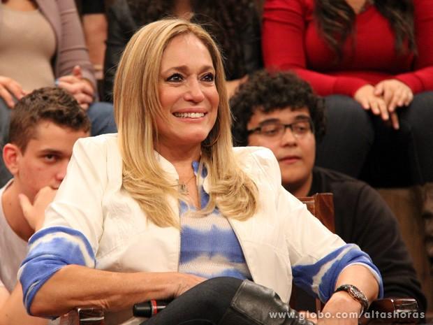 Susana Vieira participa do programa Altas Horas (Foto: TV Globo/Altas Horas)
