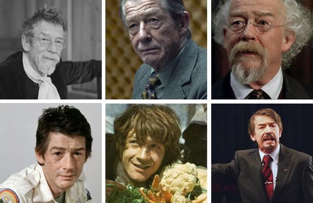 John Hurt (Foto: Divulgação)