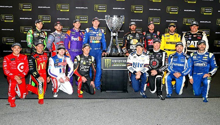 Nascar: classificados aos playoffs 2017