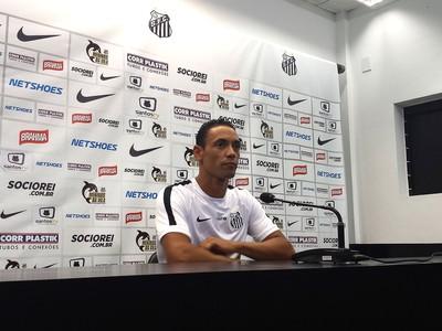 Ricardo Oliveira Treino do Santos (Foto: Bruno Giufrida)