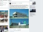 Delegado de RR cobra no Facebook retorno de construção de delegacia