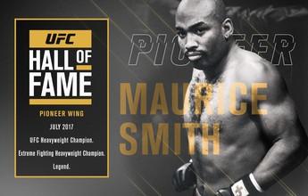 Curtinhas: Veterano Maurice Smith é indicado ao Hall da Fama do UFC