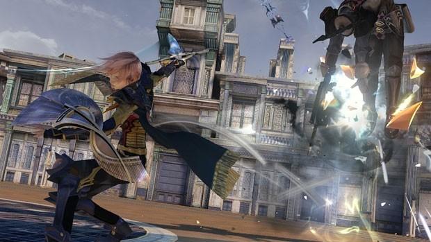 Cena de 'Lightning Returns Final Fantasy XIII' (Foto: Divulgação/Square Enix)