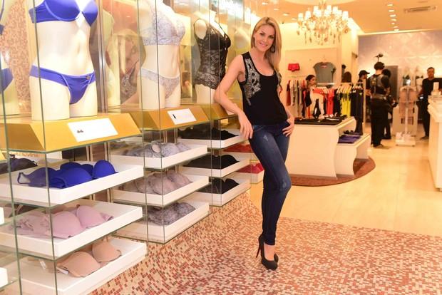 Ana Hickmann (Foto: Leo Franco / AgNews)