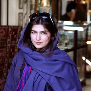 Ghoncheh Ghavami, de 25 anos, foi presa após tentar assistir a uma partida de vôlei em Teerã, capital do Irã (Foto: Free Ghoncheh Campaign/AP)