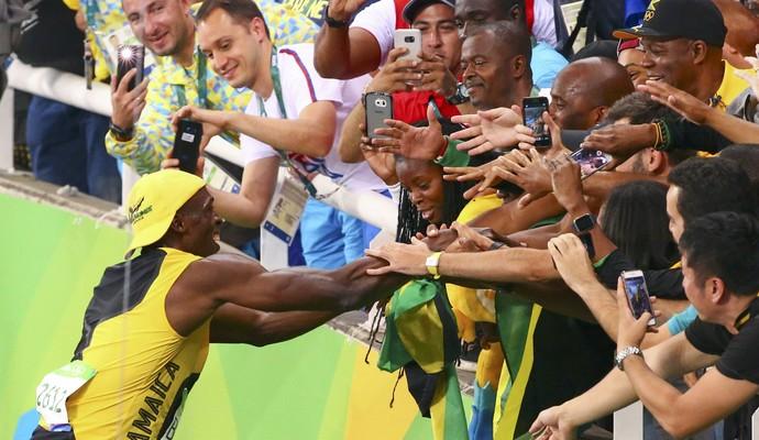 Usain Bolt, atletismo; olimpíada (Foto: REUTERS/David Gray)