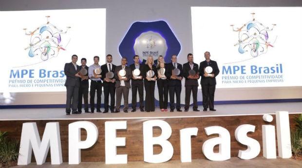 Entrega do MPE Brasil, em 2016: inscrições abertas (Foto: Divulgação)