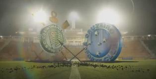 Corinthians e Cruzeiro disputam vaga nas semifinais da Copa do Brasil (Foto: reprodução/Rede Globo)