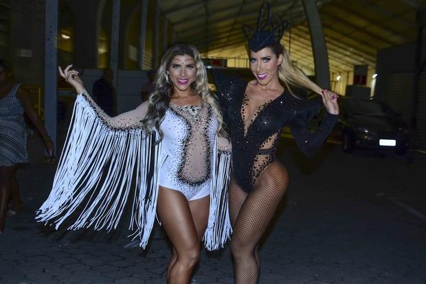 Irmãs Minerato (Foto: Leo Franco/Ag.News)