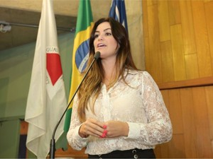 Uberlandenses defendem maior representatividade feminina em MG (Foto: Arquivo Pessoal/Michele Bretas)