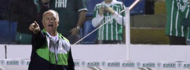 Felipão Scolari Palmeiras (Foto: Piervi Fonseca / Ag. Estado)