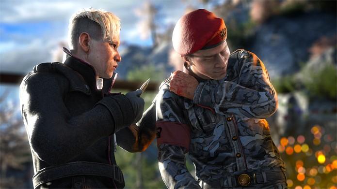 Far Cry 4 tem proteção inteligente contra piratas no PC (Foto: Divulgação)