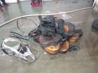 Fogo destrói instrumentos musicais usados por projeto social em S. José